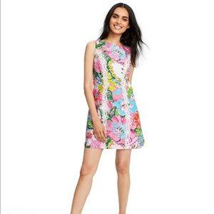 NWT Lilly for Target Nosey Posie Shift Mini Dress